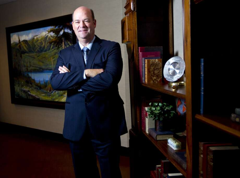 Ryan Lance CEO of ConocoPhillips  Up 21 percent  2013: $23.4 million 2012: $19.3 million  [Photo: ConocoPhillips CEO Ryan Lance stands in his Houston office in January 2013.] Photo: Karen Warren, Houston Chronicle