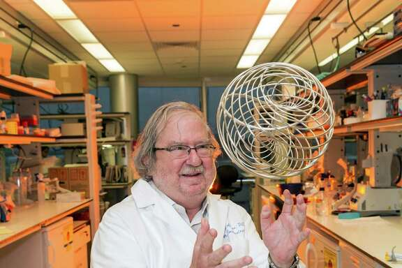 Jim Allison Ph D An M D Anderson Researcher Whose
