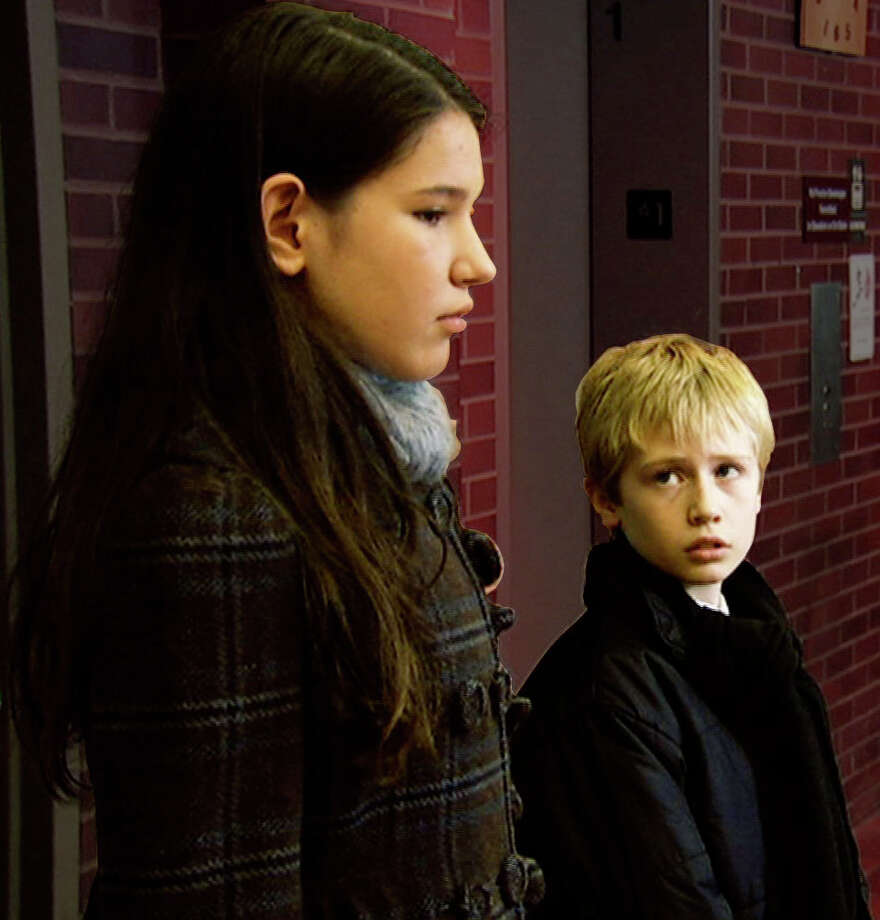 """Talk to Strangers"" is an award-winning child advocacy film shot in and around Danbury, Conn. Photo: Contributed Photo / The News-Times Contributed"
