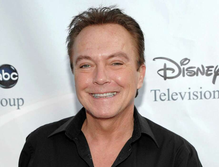 "This Aug. 8, 2009 file photo shows actor-singer David Cassidy, best known for his role as Keith Partridge on ""The Partridge Family,"" arrives at the ABC Disney Summer press tour party in Pasadena, Calif. Cassidy was sentenced by a Los Angeles judge on Monday, March. 24, 2014 to serve 90 days in rehab and five years on informal probation on a drunken driving case filed after the 1970s heartthrob's arrest earlier this year. (AP Photo/Dan Steinberg, File) Photo: DAN STEINBERG / R-STEINBERG"