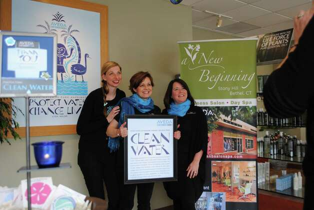 Danbury area business briefs newstimes for A new beginning salon