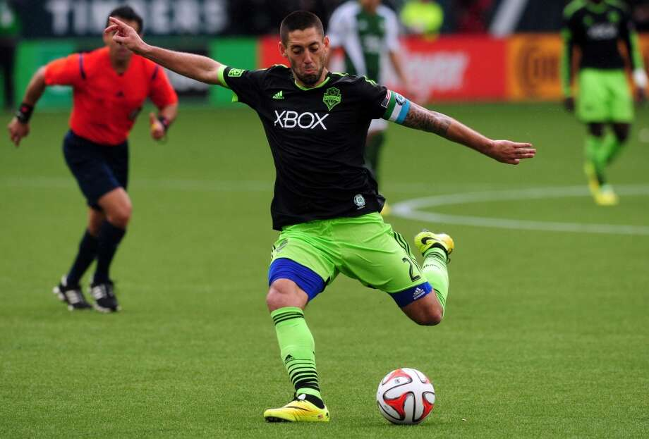 Clint Dempsey#2, midfielder — designated player2014 base salary: $4.913 million2014 guaranteed: $6.695 million2013 guaranteed: $5.039 million Photo: Steve Dykes, Getty Images