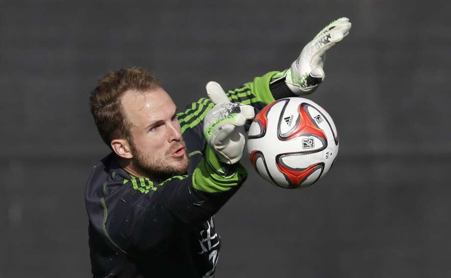 Stefan Frei#24, goalkeeper2014 base salary: $150,0002014 guaranteed: $150,0002013 guaranteed: $200,000 Photo: Ted S. Warren, Associated Press