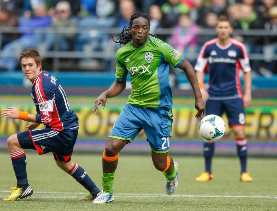 Shalrie Josephfree-agent midfielder — cut by Sounders2014 base salary: $248,5002014 guaranteed: $294,0002013 guaranteed: $105,500 Photo: Otto Greule Jr, Getty Images