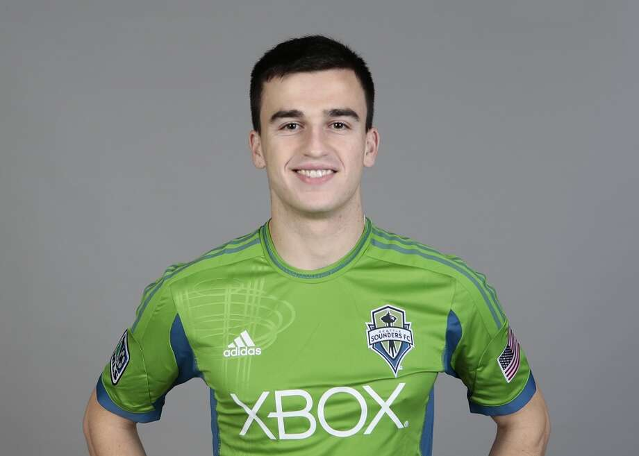 Aaron Kovar#1, midfielder — homegrown player  2014 base salary: $48,5002014 guaranteed: $48,700  2013 guaranteed: N/A Photo: Headshot, Major League Soccer
