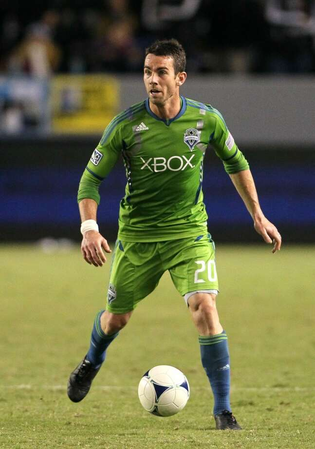 Zach Scott#20, defender  2014 base salary: $52,5002014 guaranteed: $52,500  2013 guaranteed: $50,000 Photo: Victor Decolongon, Getty Images