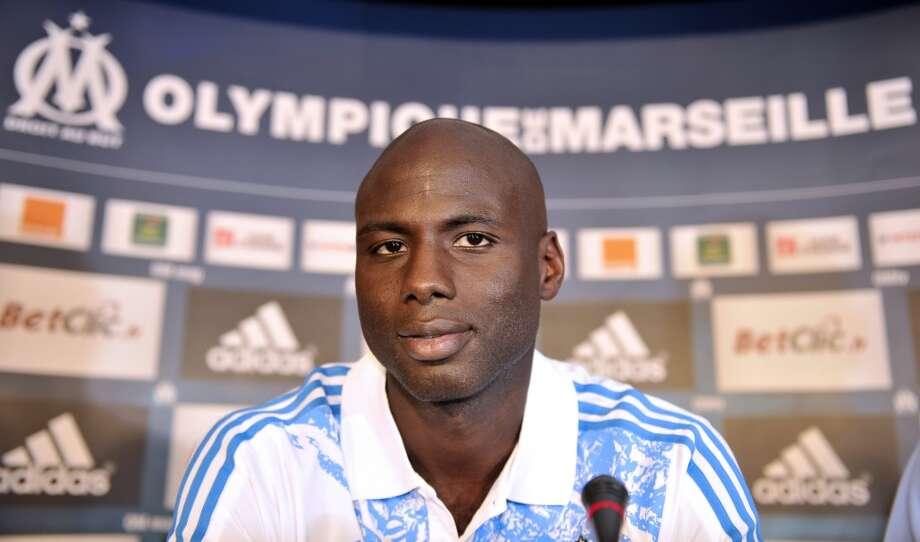 Djimi Traore#18, defender — international player  2014 base salary: $132,0002014 guaranteed: $132,000  2013 guaranteed: $120,000 Photo: Boris Horvat, AFP / Getty Images