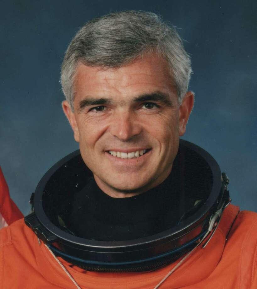 Former astronaut Rich Clifford