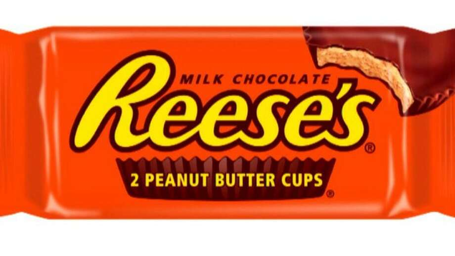 """Reese's Peanut Butter Cups """"Go with a dead-on pairing here and try Ballast Point Peanut Butter Victory at Sea."""""""