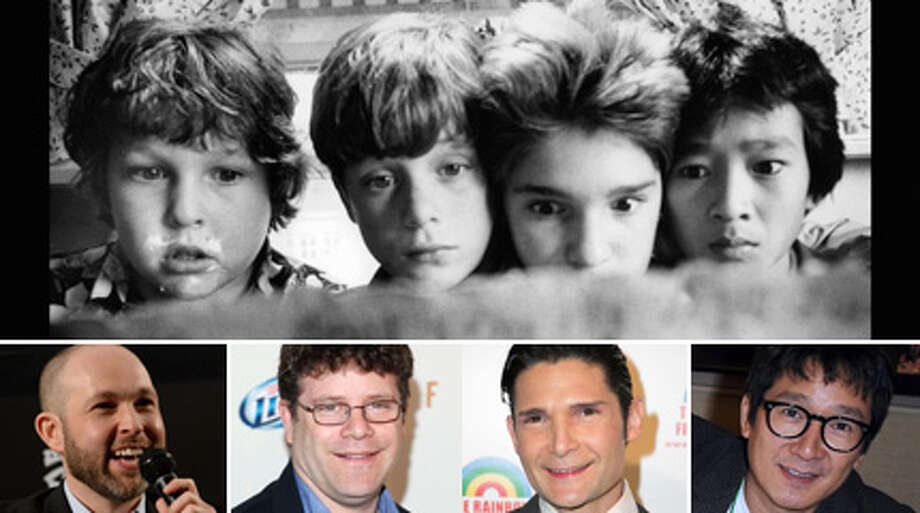 "Here's a look at the stars of '80s cult classic ""The Goonies,"" and what they're up to now.  Photo: Getty Images"