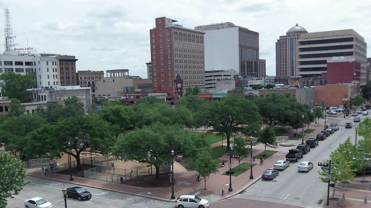 About 20 different businesses have opened since Market Square Park was redeveloped.