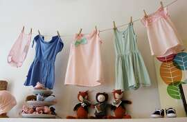 1. Sprout San Francisco 1828 Union St.: Sprout San Francisco specializes in organic and natural-fiber clothing, quality nursery items and eco-friendly toys, with an emphasis on products for infants to toddlers. These range from pastel, snap tees to organic cotton dresses and a wooden drum decorated with non-toxic paint. (415) 359-9205. www.sproutsanfrancisco.com.