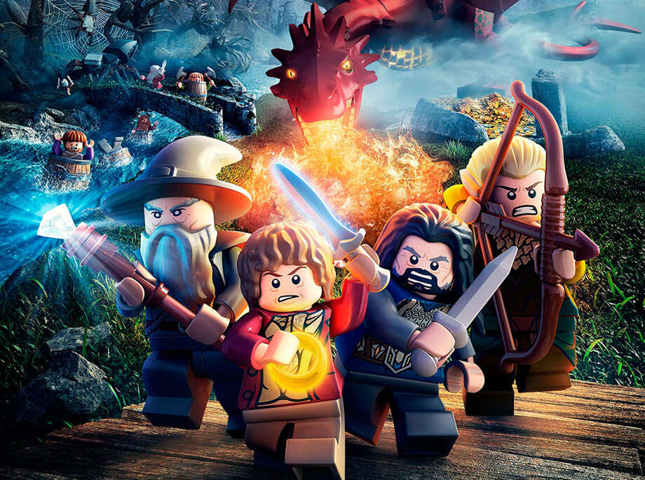 """Lego: The Hobbit"" offers hours of entertainment and adds to the franchise what the films did not, brevity and lighthearted action and adventure. Playing Lego games is comfortingly familiar. Photo: Courtesy Warner Brothers Interac"