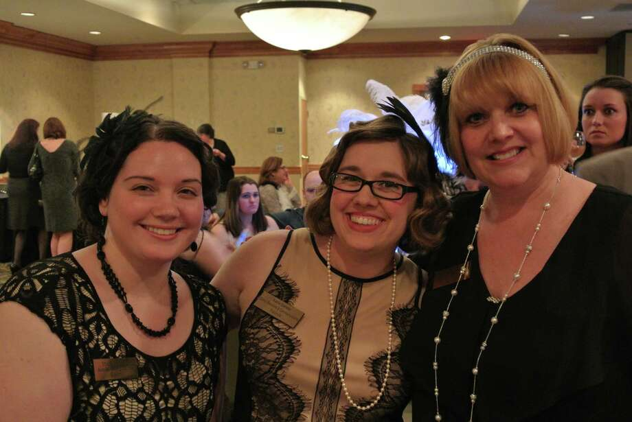 Were you Seen at 'A Roaring Twenties Affair,' a benefit for Equinox Inc. held at the Holiday Inn in Colonie on Friday, April 11, 2014? For more information about Equinox, go to http://equinoxinc.org/ Photo: Deanna Fox