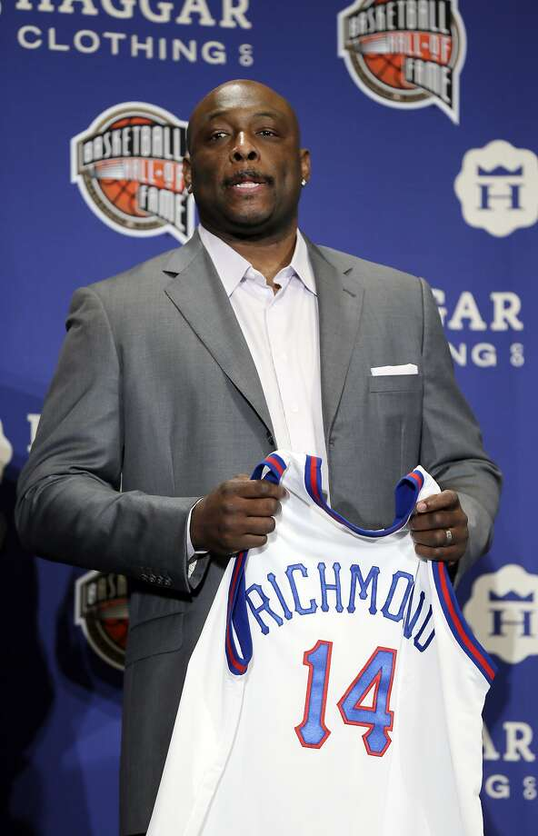 Mitch Richmond spent the first three seasons of a 14-year career in Oakland. Photo: Charlie Neibergall, Associated Press