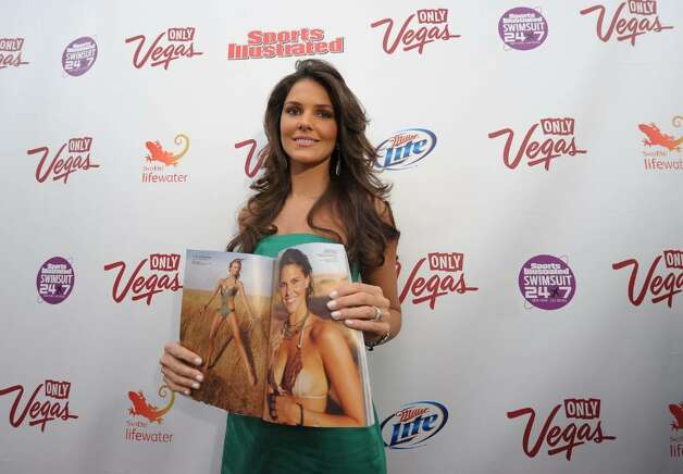 NEW YORK - FEBRUARY 09:  Model Daniella Sarahyba attends the Sports Illustrated Swimsuit 24/7: New York Launch Party at Provocateur at The Hotel Gansevoort on February 9, 2010 in New York City.  (Photo by Michael Loccisano/Getty Images for Sports Illustrated) *** Local Caption *** Daniella Sarahyba Photo: Michael Loccisano, Getty Images For Sports Illustra / 2010 Getty Images