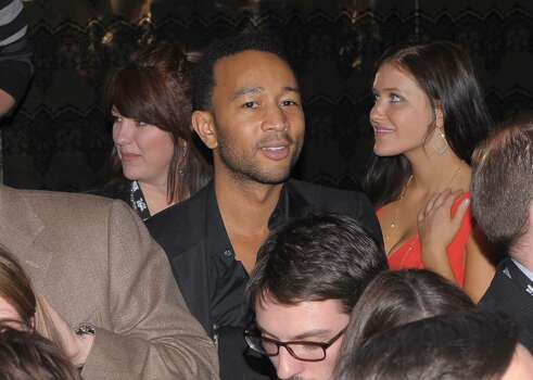 NEW YORK - FEBRUARY 09:  Musician John Legend attends the Sports Illustrated Swimsuit 24/7: New York Launch Party at Provocateur at The Hotel Gansevoort on February 9, 2010 in New York City.  (Photo by Michael Loccisano/Getty Images for Sports Illustrated) *** Local Caption *** John Legend Photo: Michael Loccisano, Getty Images For Sports Illustra / 2010 Getty Images