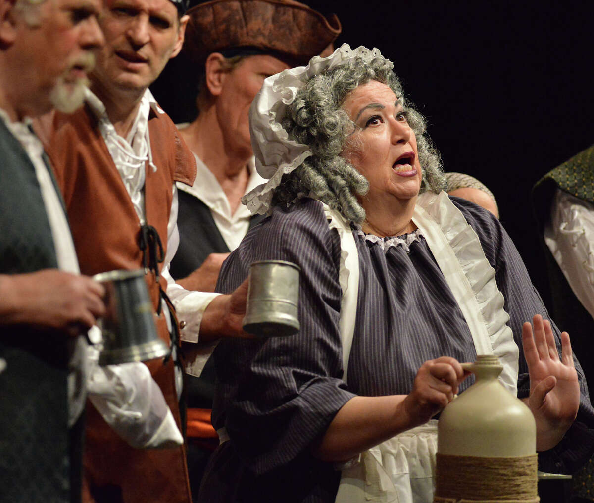 The Troupers Light Opera production of