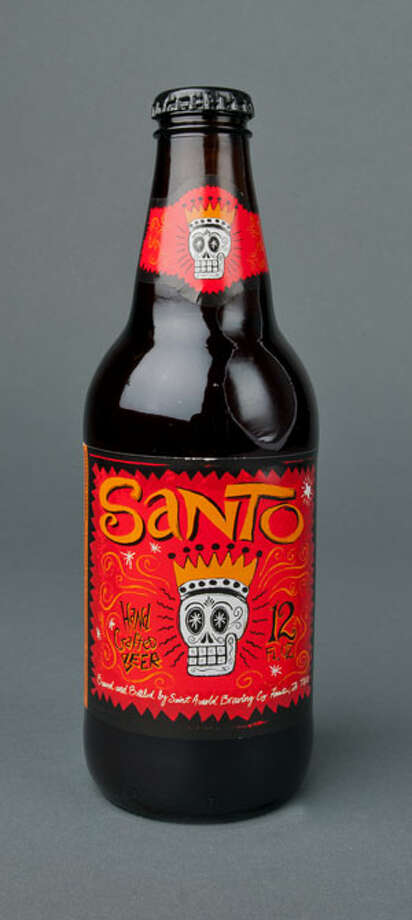 Santo was one of eight Texas beers to win a World Beer Cup medal, announced at the conclusion of the 2014 Craft Brewers Conference.
