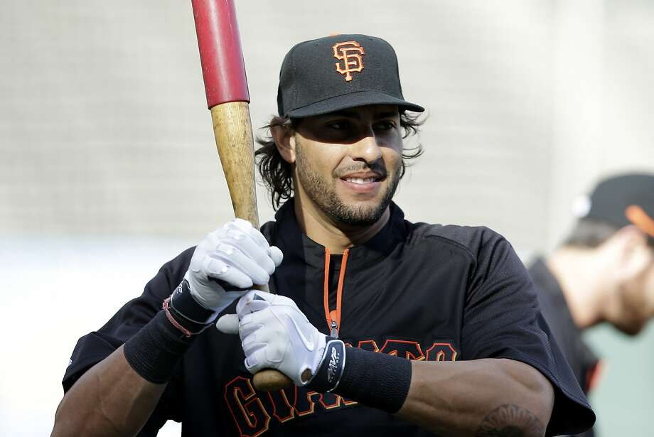 Michael Morse struggled with injuries last season, but he's quickly turning into a fan favorite in San Francisco. Photo: Jeff Chiu, Associated Press