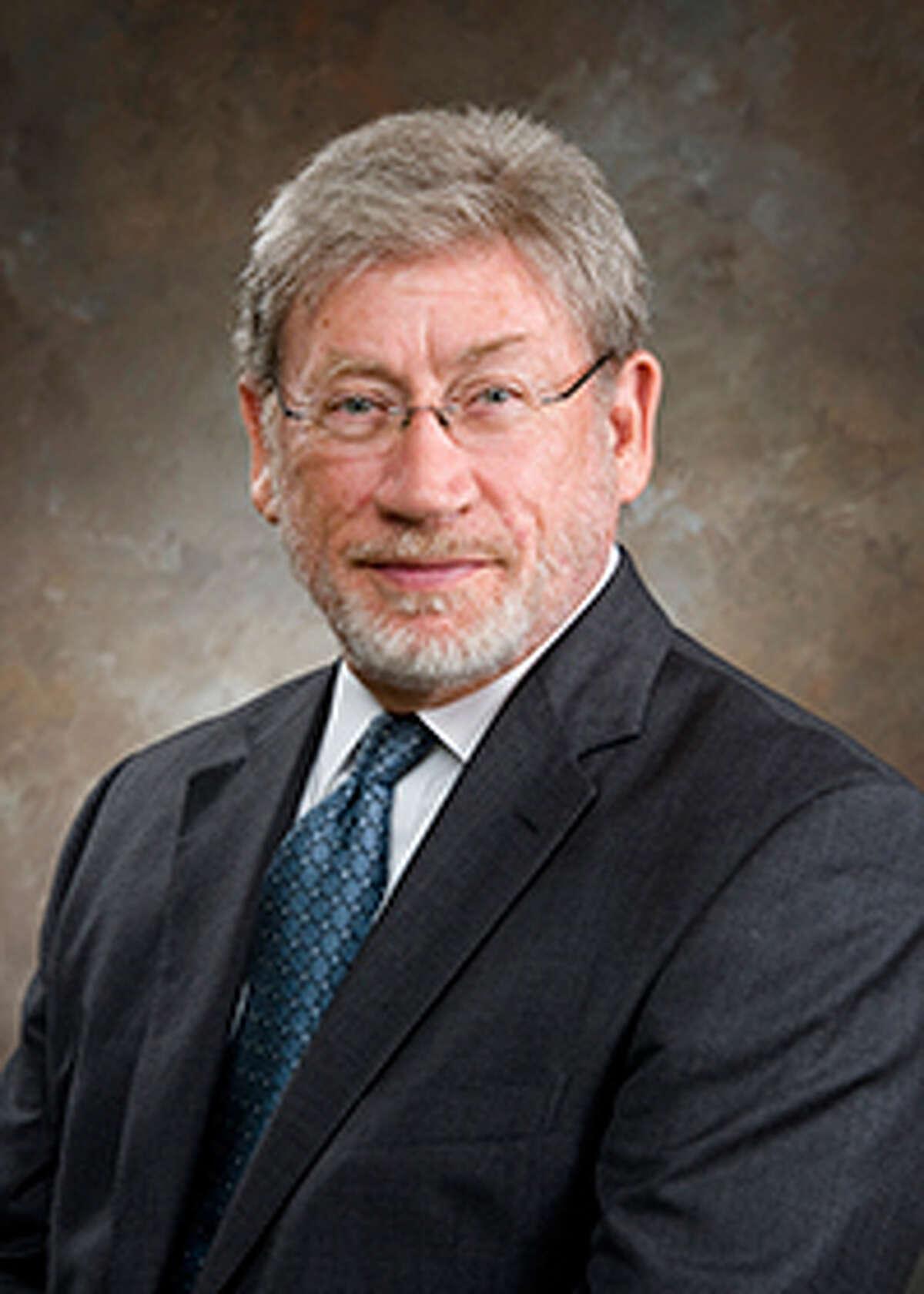 UTMB Former Chief Financial Officer William R. Elger