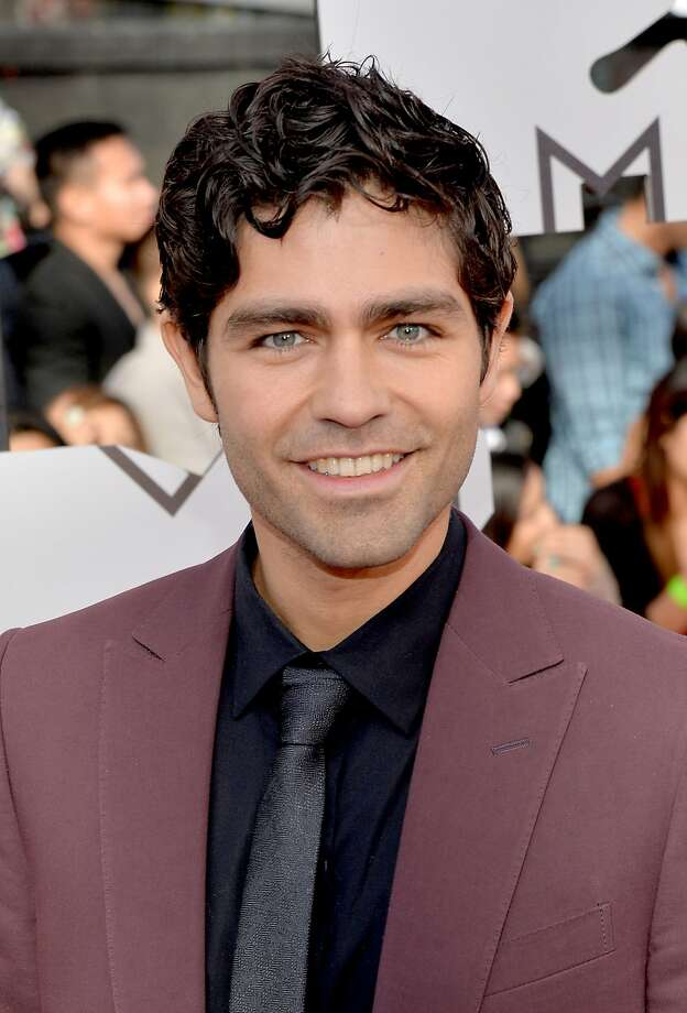 Actor Adrian Grenier attends the 2014 MTV Movie Awards at Nokia Theatre L.A. Live on April 13, 2014 in Los Angeles, California.  (Photo by Michael Buckner/Getty Images) Photo: Michael Buckner, Getty Images