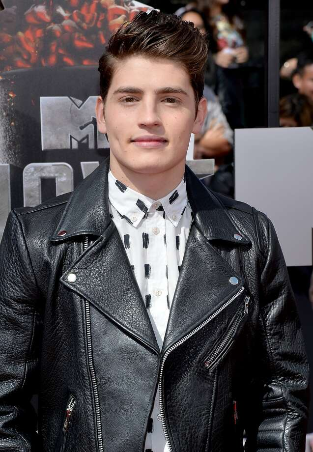 Actor Gregg Sulkin  attends the 2014 MTV Movie Awards at Nokia Theatre L.A. Live on April 13, 2014 in Los Angeles, California.  (Photo by Michael Buckner/Getty Images) Photo: Michael Buckner, Getty Images