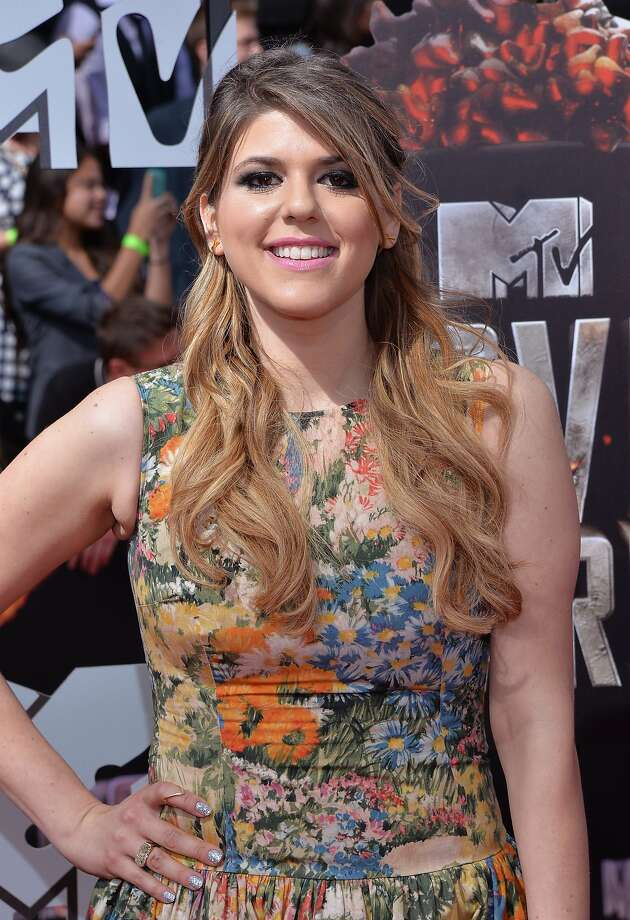 Actress Molly Tarlov attends the 2014 MTV Movie Awards at Nokia Theatre L.A. Live on April 13, 2014 in Los Angeles, California.  (Photo by Michael Buckner/Getty Images) Photo: Michael Buckner, Getty Images