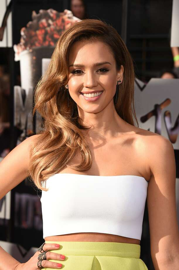 Actress Jessica Alba attends the 2014 MTV Movie Awards at Nokia Theatre L.A. Live on April 13, 2014 in Los Angeles, California.  (Photo by Jason Merritt/Getty Images for MTV) Photo: Jason Merritt, Getty Images For MTV