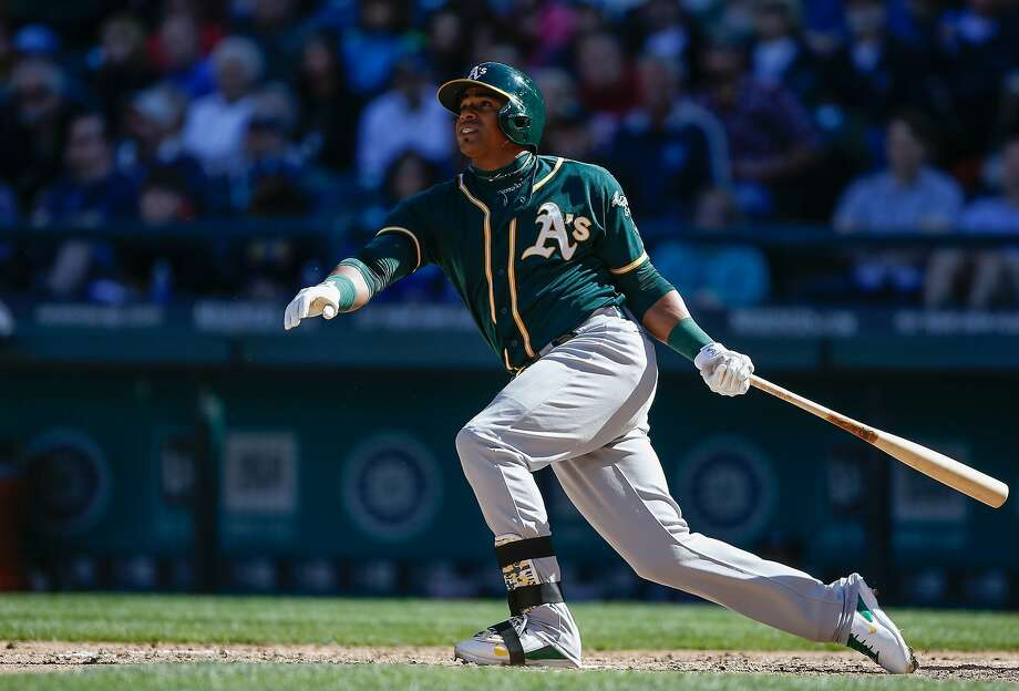 "Yoenis Céspedes said he wanted ""to try to fix the bad. ... I try but it is not always going to happen."" Photo: Otto Greule Jr, Getty Images"