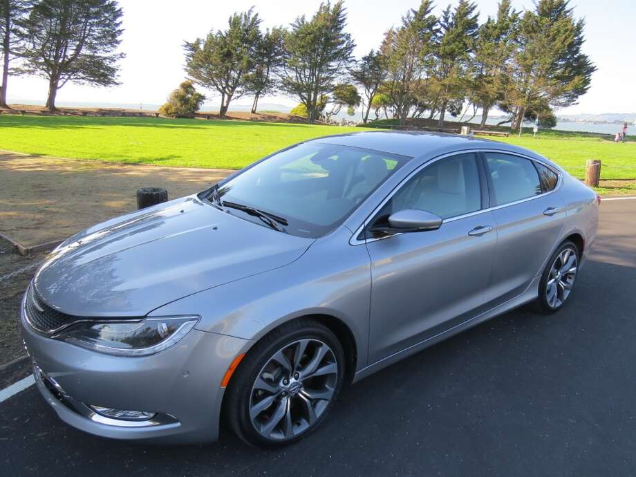 Chrysler has swept the design slate clean and come up with a new entry for the most fiercely competitive segment of the car industry, the midsize sedan. In this case, it's the Chrysler 200.  (All photos by Michael Taylor)