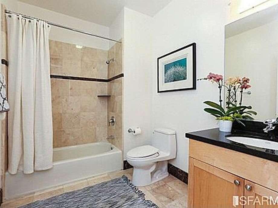 The second bath Photo: MLS