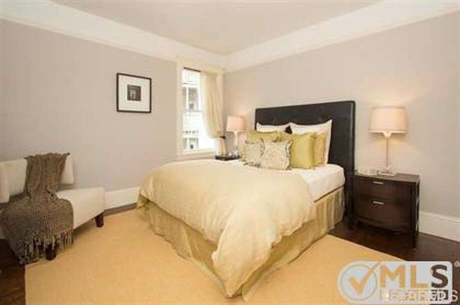 Both bedrooms are spacious... Photo: MLS