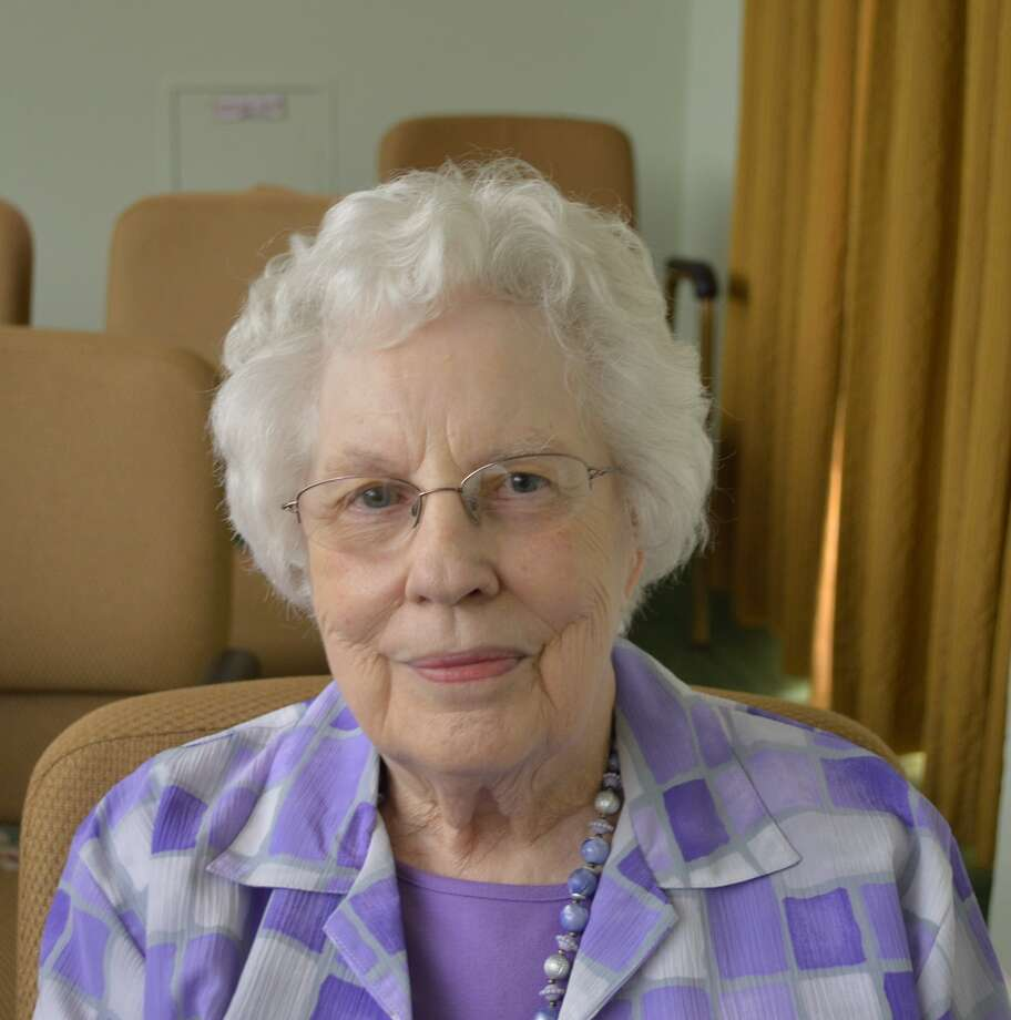 Martha Ray, a resident of Parkway Place, is proud to celebrate Women's History Month and the dynamic women who have led the way toward equal treatment for women.