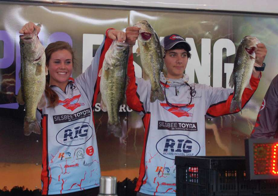 Bridges and Ford of Lumberton take first with 19.2 lbs photo by Patty Lenderman