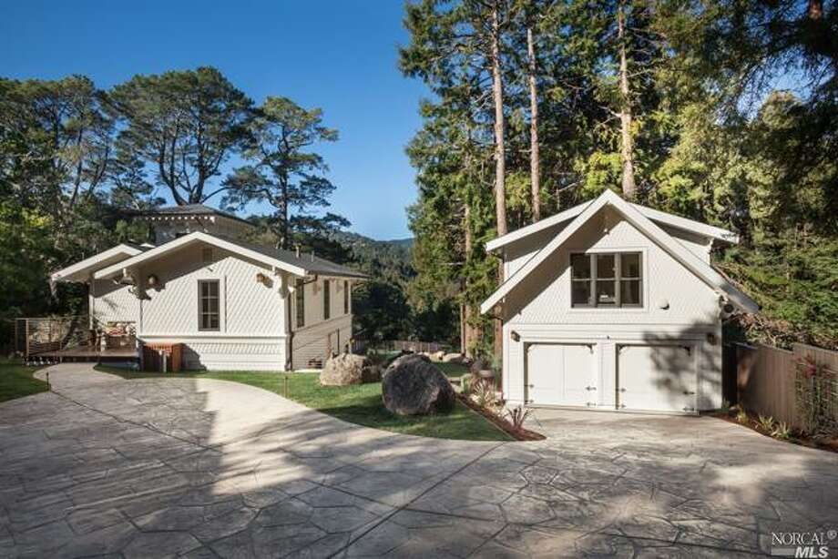 An Alain Pinel Realty property at 7 Heuters Lane in Mill Valley, Calif. Photo: Alain Pinel, Courtesy
