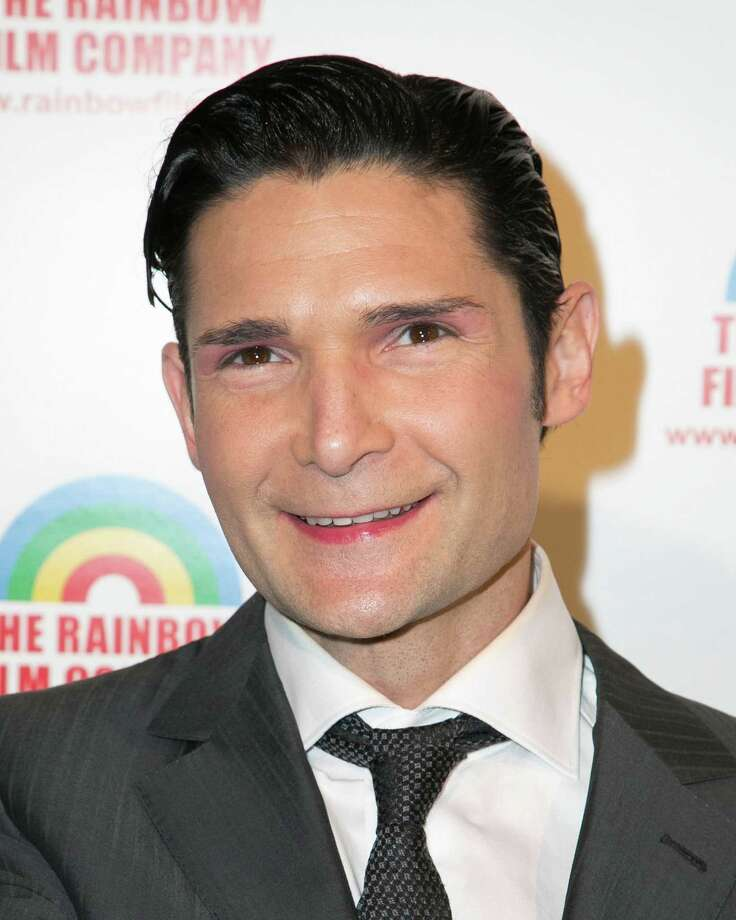 "Corey Feldman at the premiere of ""The M Word"" on April 2, 2014 in Los Angeles.  Photo: Vincent Sandoval, Getty Images / 2014 Vincent Sandoval"