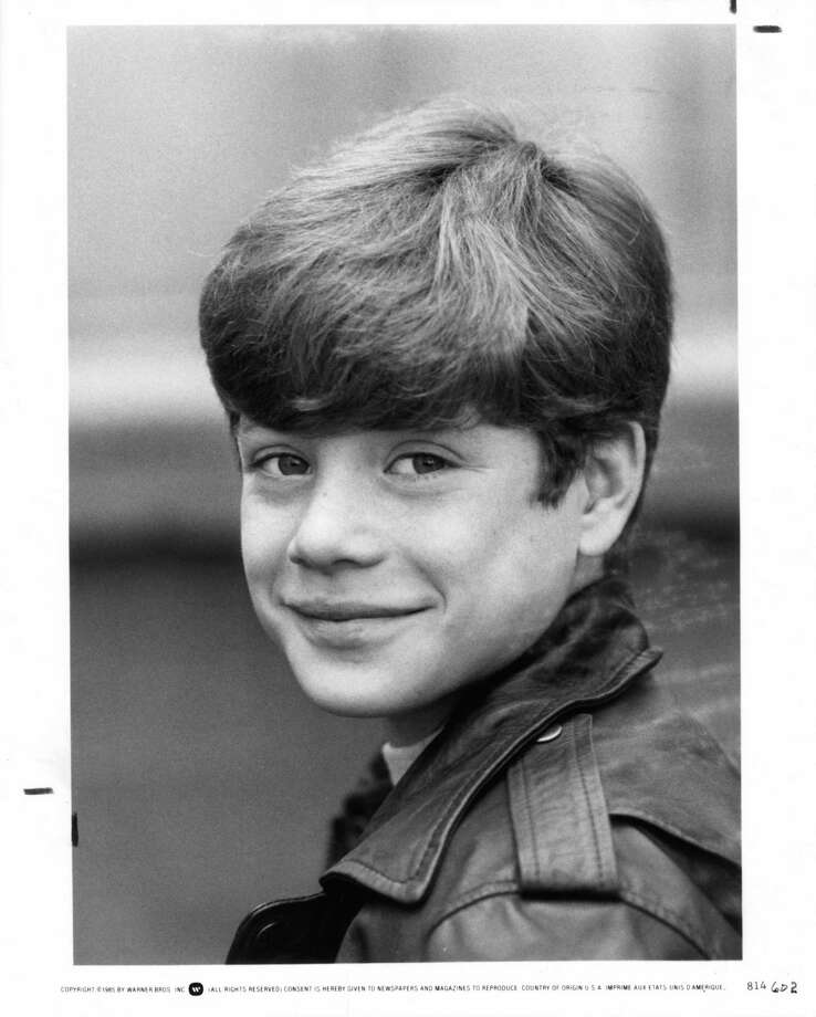 "Sean Astin, as Mikey, in ""The Goonies"" in 1985.   Photo: Michael Ochs Archives, Getty Images / 2011 Getty Images"