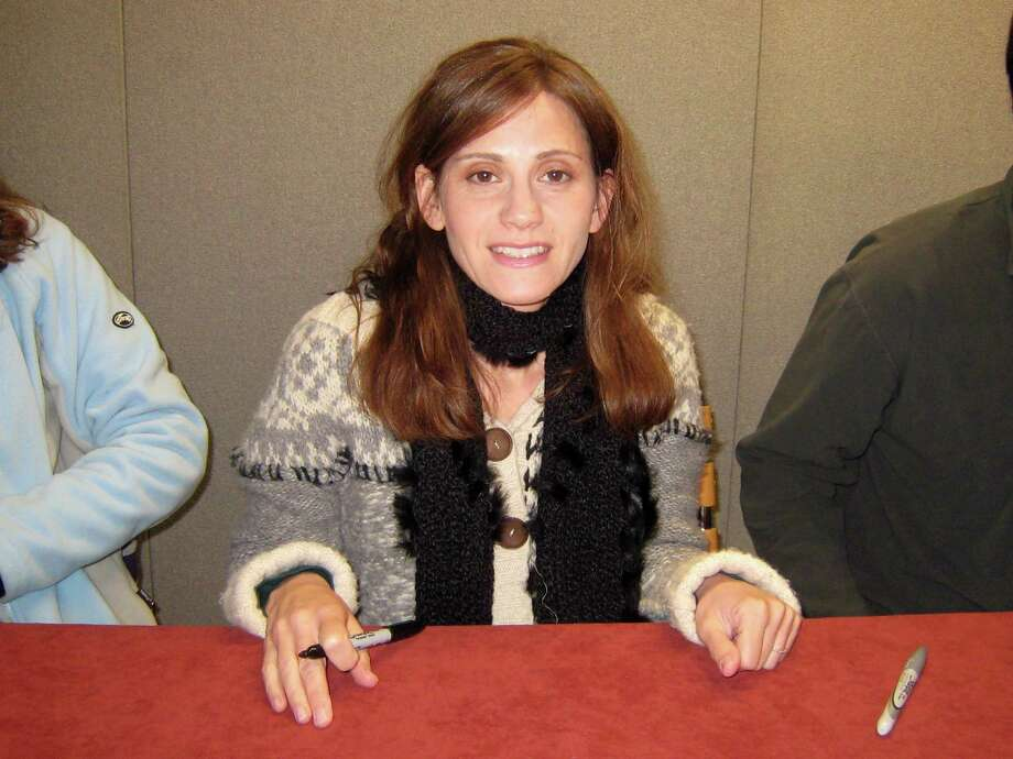 "Kerri Green in 2009 at ""Collectormania 15"" in England.  Photo: Trevor Owens, Getty Images / © Mark Owens"