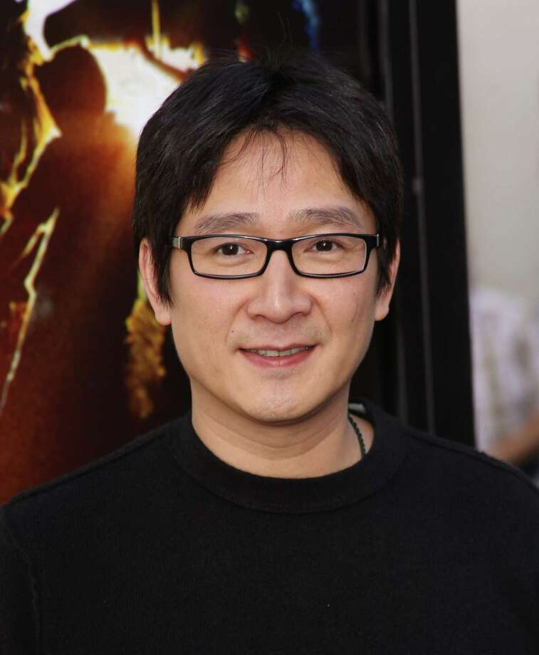 "Jonathan Ke Quan on 2010, at an event celebrating the 25th anniversary of ""The Goonies"" at Warner Bros. Studios in Burbank, California. Photo: Michael Tran, Getty Images / 2010 Michael Tran"