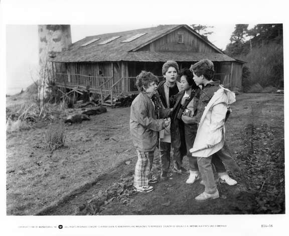 The Goonies (1985) Leaving HBO Max July 31 Photo: Michael Ochs Archives, Getty Images / 2011 Getty Images