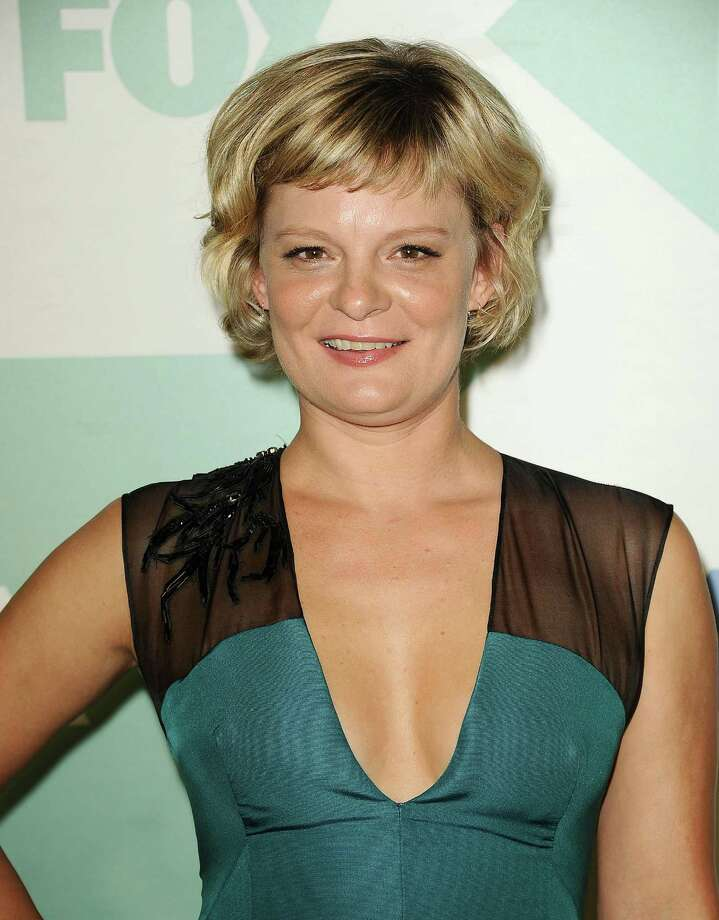 Martha Plimpton in 2013, at the FOX All-Star Party in West Hollywood, California.  Photo: Jason LaVeris, Getty Images / 2013 Jason LaVeris