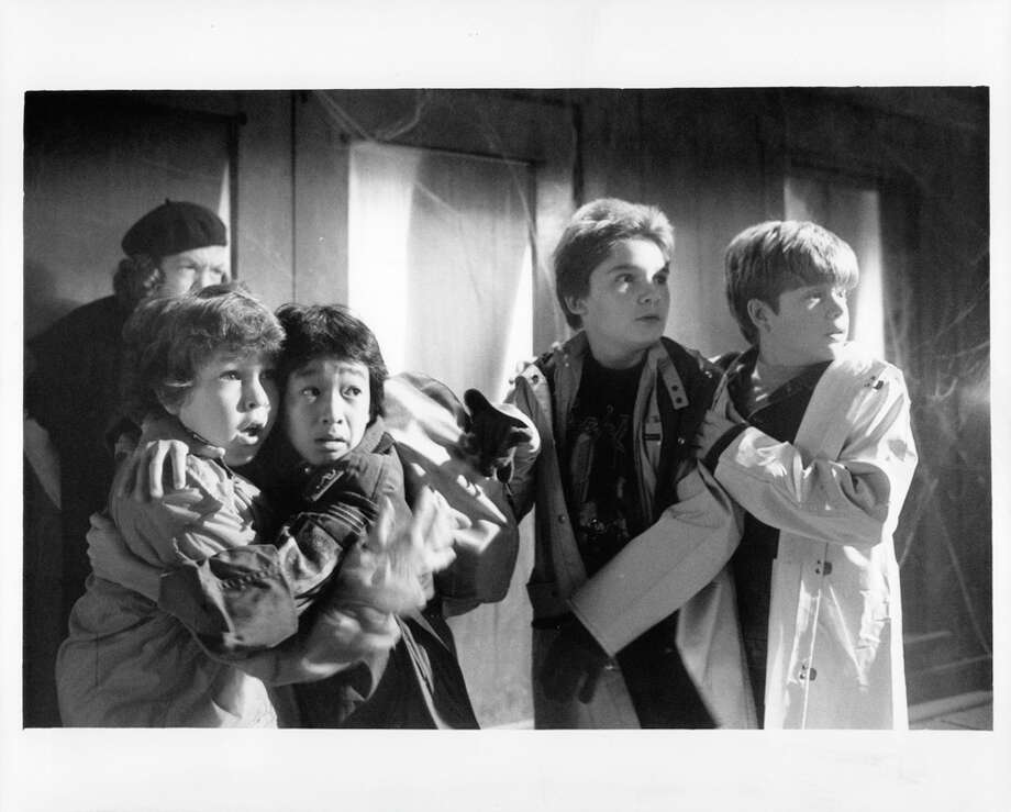"Anne Ramsey, back left, played Mama Fratelli in ""The Goonies.""  Photo: Michael Ochs Archives, Getty Images / 2011 Getty Images"