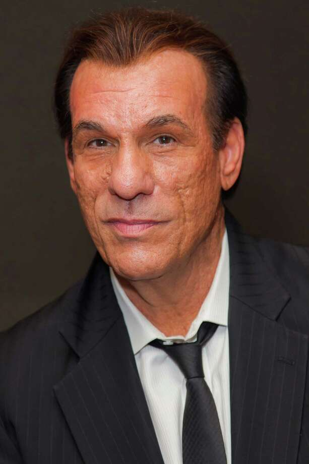 "Robert Davi in 2013, at a recording session for his single ""New York City Christmas"" in Los Angeles.  Photo: Rodrigo Vaz, Getty Images / 2013 Rodrigo Vaz"