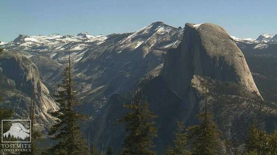 A view from Glacier Point Road in Yosemite National Park. Photo: Yosemite Conservancy.