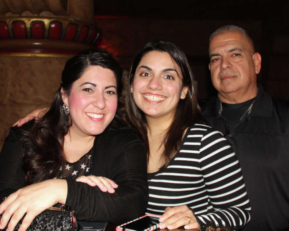 Los Lobos fans turn out for a concert at the Aztec Theatre on Sunday, April 13, 2014. Photo: Deanne Cuellar