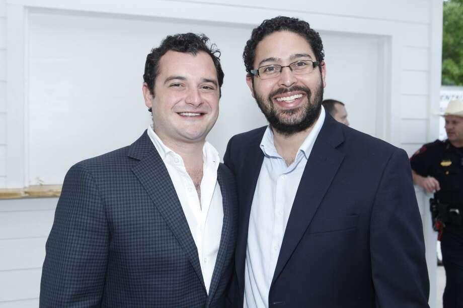 David Cordua & Polo Navarro Photo: OMP