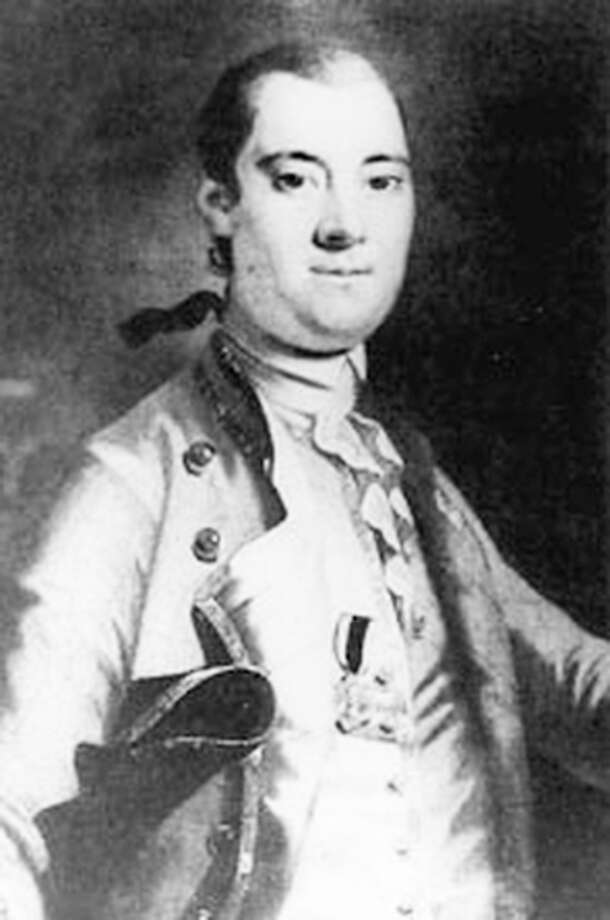 Maj. Gen. William Tryon, pictured here, led Tryon's Raid on April 27, 1777 in the Westport area. A talk on the historical event will be given on Saturday, April 26 at the Westport Historical Society. Photo: Contributed Photo / Westport News