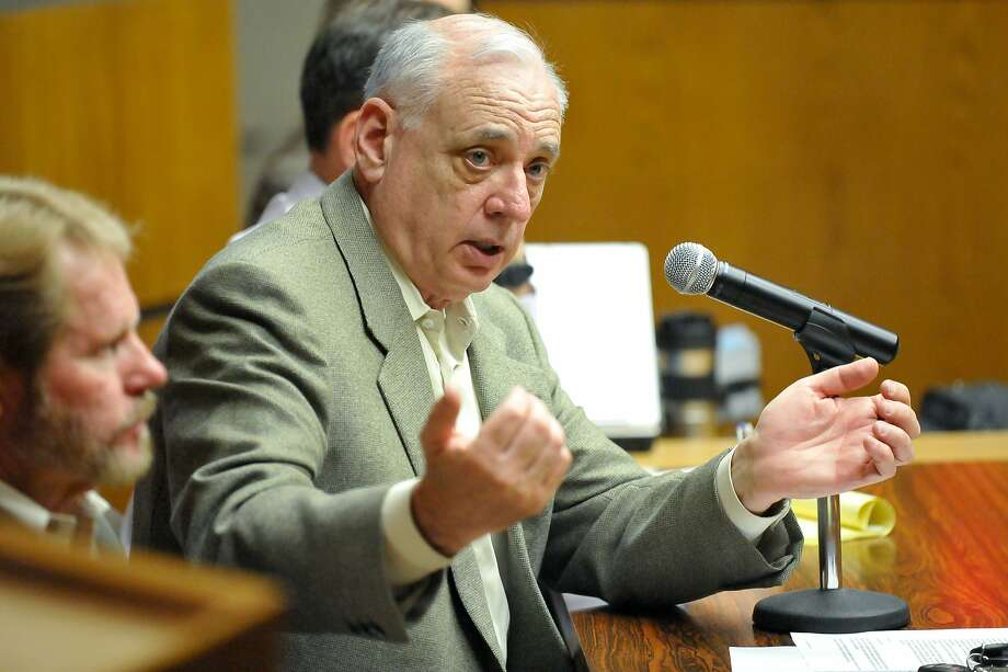 Dan Richard, chairman of the California High-Speed Rail Authority Photo: Silvia Flores, Special To The Chronicle
