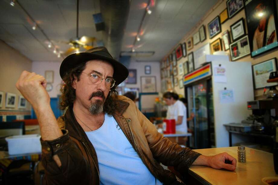 James McMurtry was one of the winners of the 1987 New Folk contest. (courtesy) Photo: COURTESY PHOTO